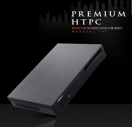 Moneual 101 HTPC Black