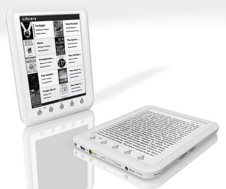 Mustek MER-6T e-book reader