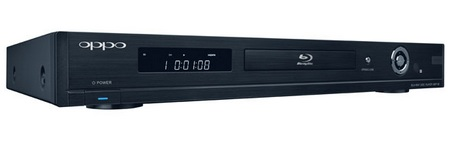 Oppo BDP-80 Blu-ray SACD Player