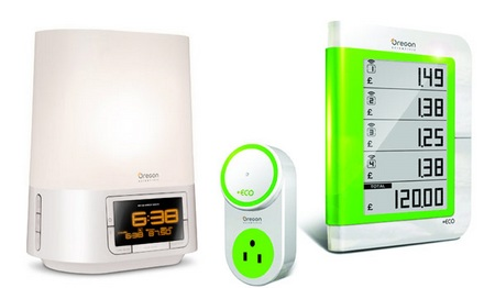 Oregon Scientific debuts Wellness line and Energy Monitoring and Conservation line