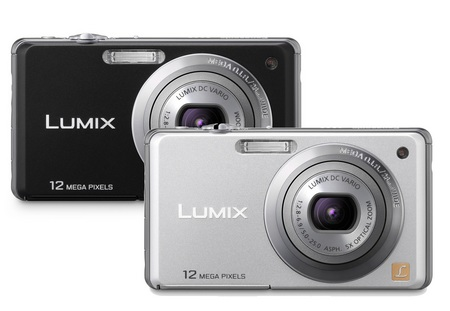 Panasonic Lumix DMC-FH1 Colors