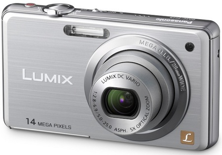 Panasonic Lumix DMC-FH3 Camera