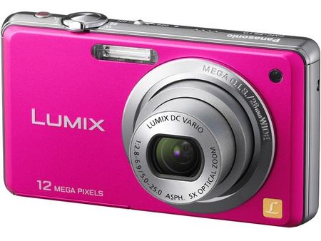 Panasonic Lumix DMC-FS10 digital camera