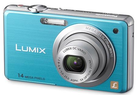 Panasonic Lumix DMC-FS11 digital camera