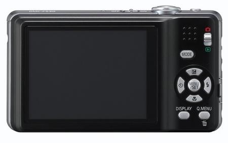 Panasonic Lumix DMC-FS30 Digital Camera back