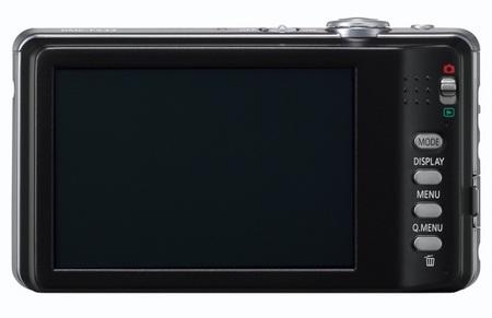 Panasonic Lumix DMC-FS33 Digital Camera back