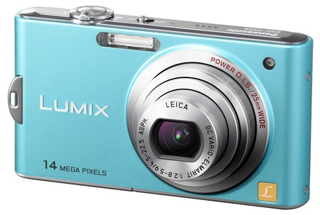 Panasonic Lumix DMC-FX66 Digital Camera