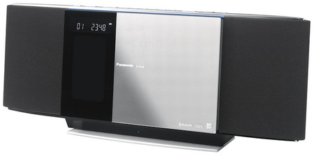 Panasonic SC-HC20, SC-HC30 and SC-HC40 iPod/CD Audio Systems