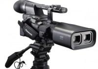 Panasonic Twin-lens Full HD 3D Camcorder