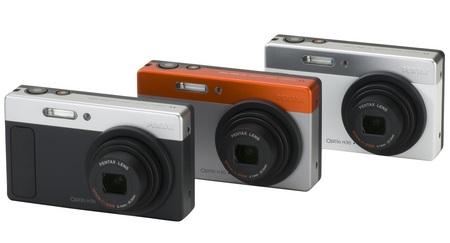 Pentax Optio H90 Digital Camera