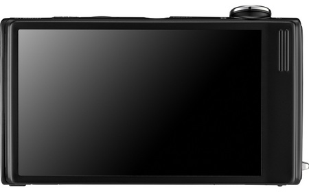 Samsung CL80 Stylish Camera with AMOLED Display and WiFi back