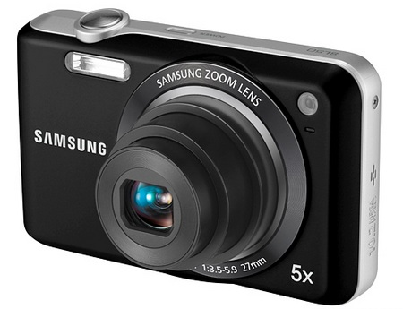 Samsung SL50 digital camera