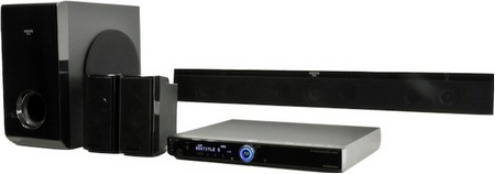 Sharp BD-MPC41 5.1-channel Blu-ray Home Theater System