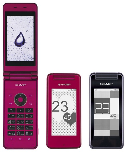 Sharp SH6220C Mobile Phone