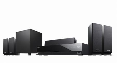 Sony BDV-E370 Blu-ray Home Theater