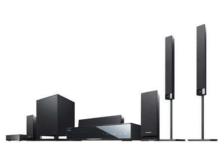 Sony BDV-HZ970W Blu-ray Home Theater