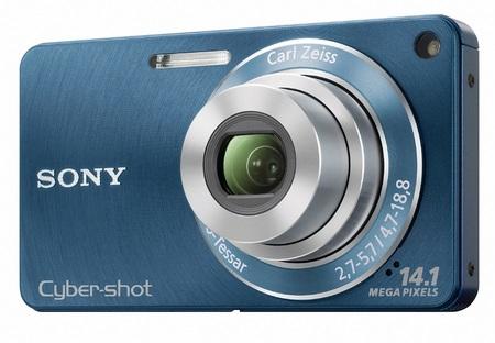 Sony Cyber-shot DSC-W350 Camera Sweep Panorama