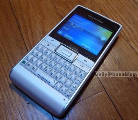Sony Ericsson Faith Windows Mobile Phone