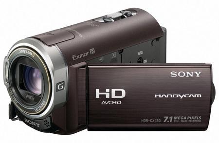 Sony Handycam HDR-CX350V Full HD Camcorder