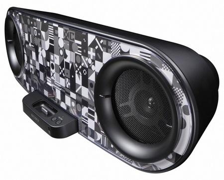 Sony TRiK TRiQ iPod Dock Speaker System