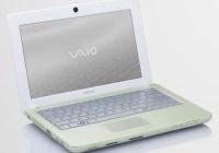 Sony VAIO W Pine Trail Atom Netbook