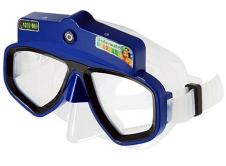 Underwater Scuba Mask Camera