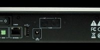YuiXX HD Media Player with WiFi back