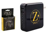 ZAGGsparq Portable Battery and Charger