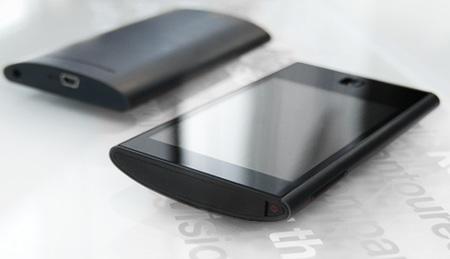 iRiver Smart HD K1 PMP top