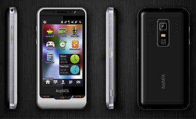 AnyDATA ASP-318 Windows Mobile Phone