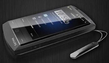 AnyDATA ASP-518 Windows Mobile Phone