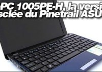 Asus Eee PC Seashell 1005PE-H Netbook