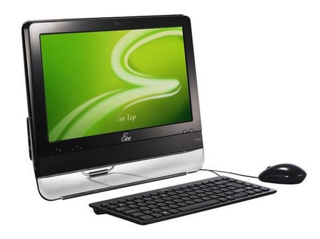 Asus EeeTop ET1610PT All-in-One with Atom D410