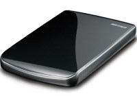 Buffalo HD-PEU3-BK USB 3.0 Portable Hard Drive