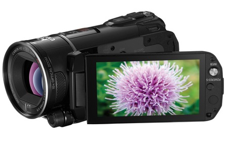 Canon VIXIA HF S200 Full HD flash memory camcorder