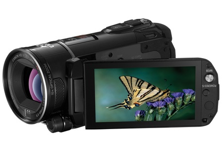 Canon VIXIA HF S21 Full HD flash memory camcorder