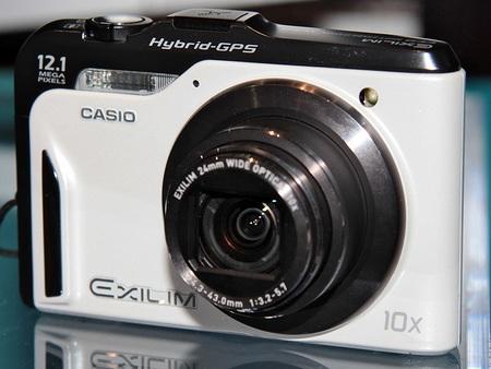 Casio EXILIM EX-10HG Hybrid GPS Camera Prototype