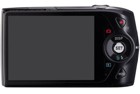 Casio EXILIM EX-Z2000 Digital camera back