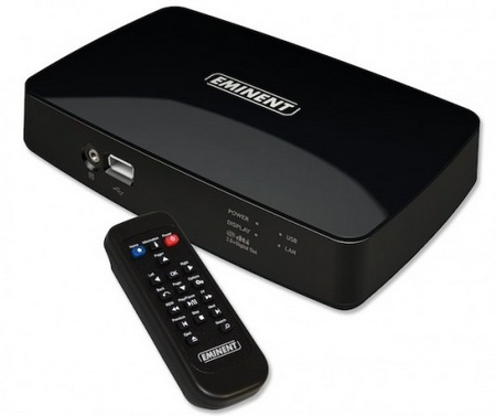 Eminent EM7075-DTS hdMEDIA STREAM HD Media Player