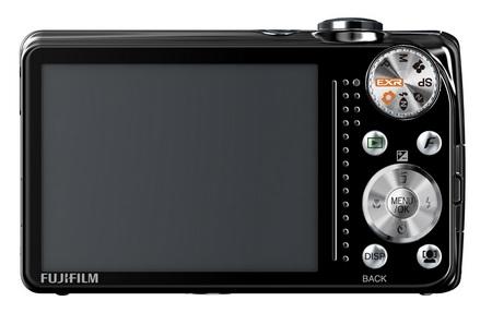 FujiFilm FinePix F80EXR Digital Camera back