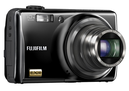 FujiFilm FinePix F80EXR Digital Camera