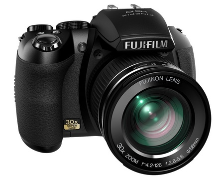 FujiFilm FinePix HS10 30x Ultra Zoom Camera