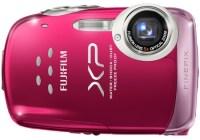 FujiFilm FinePix XP10 'Four-Proof' Digital Camera Red