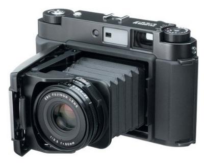 FujiFilm GF670 Professional medium format folding camera