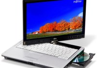 Fujitsu Lifebook T900 Multitouch Tablet PC