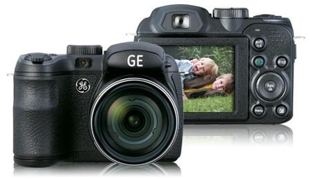 General Imaging X5 15X Zoom Camera