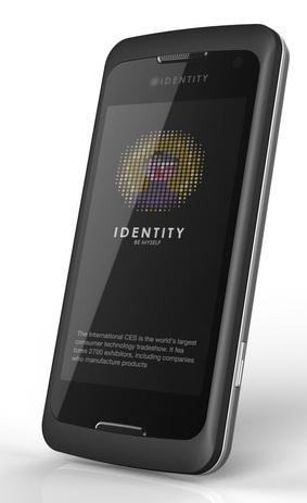 Inbrics MID M1 Android Device vertical