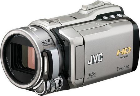 JVC Everio GZ-HM1 Full HD Camcorder 1