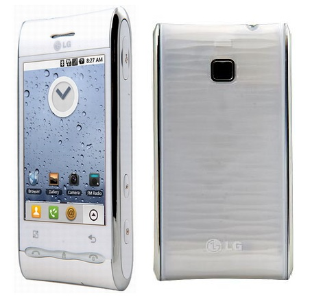 LG GT540 Swift Android Phone