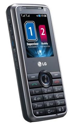 LG GX200 Dual SIM Phone